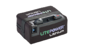NEW 2019 LitePower Standard Lithium Battery & Charger